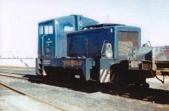 Lok 4, Bahnbetriebswerk Gotha Friemarer Straße, 04.07.1974, (C) P. Kalbe