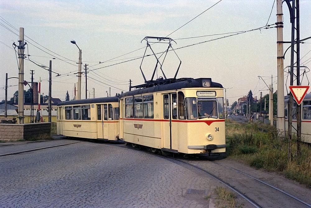 Tw 34 II   1976   Dütsch