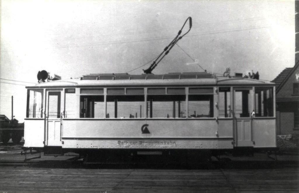 Tw 14 II (oder 15 II) | 1927 | (c) Werkfoto / Slg. Kalbe
