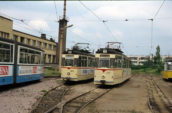 Tw 203 | 1991 | (c) Rust