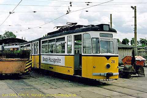 Tw 216 | 1994 | (c) Wünsche