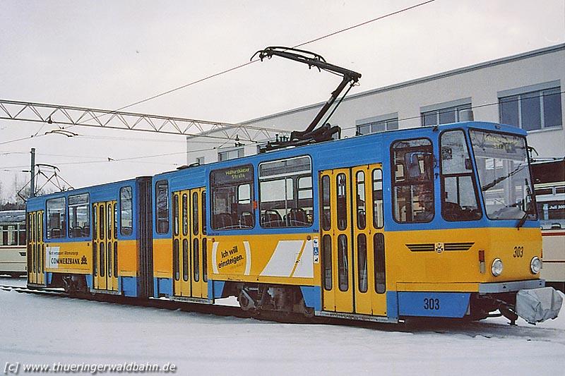 Tw 303 | 2005 | (c) Kutting