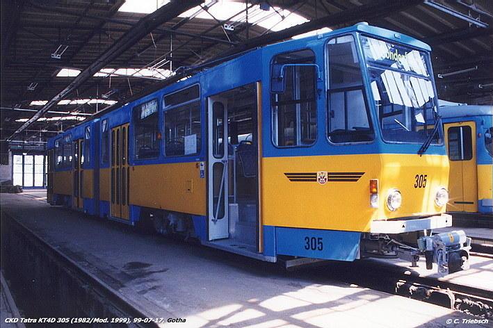 TW 305 | 1999 | (c) Triebsch