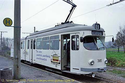 Tw 395 | 1995 | (c) Heuer