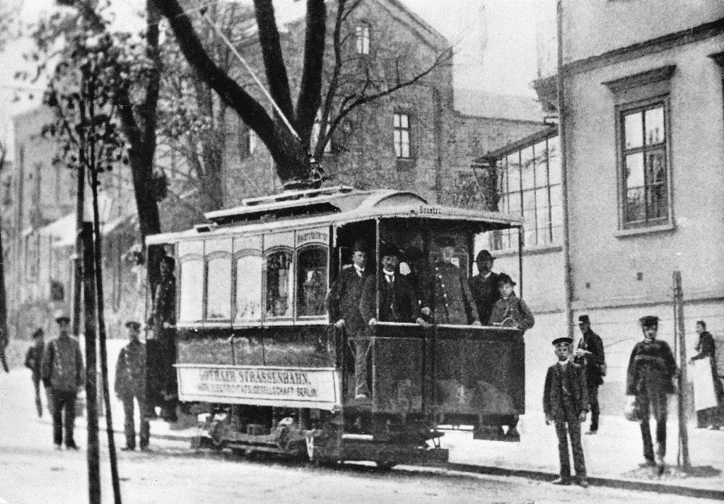 Tw 4 | um 1900 | (c) UEG / Slg. Kalbe
