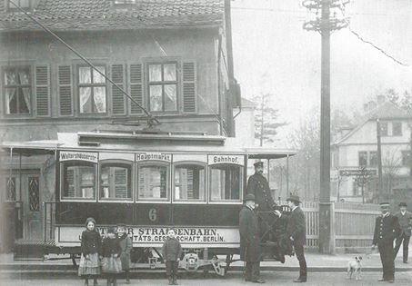 Tw 6 | um 1900 | (c) Slg. Kutting