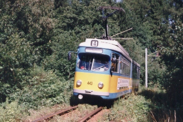 TW 443 | 1996 | (c) Kirchberger