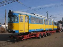 Abtransport Tw 528 | 2007 | (c) Lewandowski