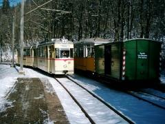 Tw 215, Reinhardsbrunn Bf., 28.01.2006, (C) Schneider