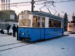 Tw 39, Betriebshof, 28.01.2006, (C) Schneider